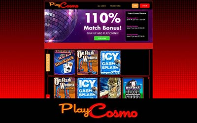 Play Cosmo Casino – Best New Online Casino For Week 9 In 2017