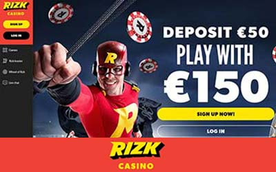 Best New Online Casino For February 2016 - Rizk Casino